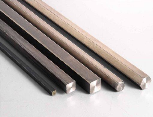 Titanium Special Shaped Bars